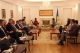 The President of the Republic of Kosovo, Madam Atifete Jahjaga received the Delegation of the Parliament of the Netherlands
